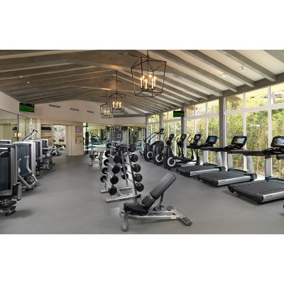 Gimnasio en Esencia Wellness Spa