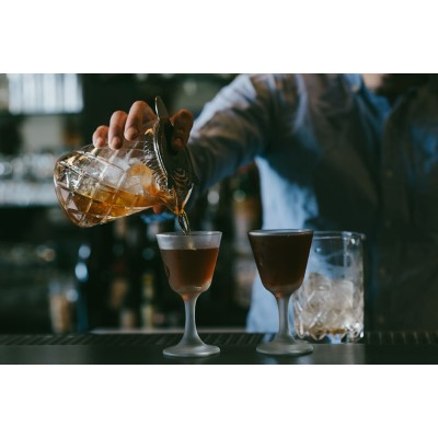 Mixologist-driven cocktail program